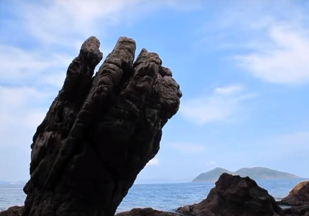 Rock Body parts
