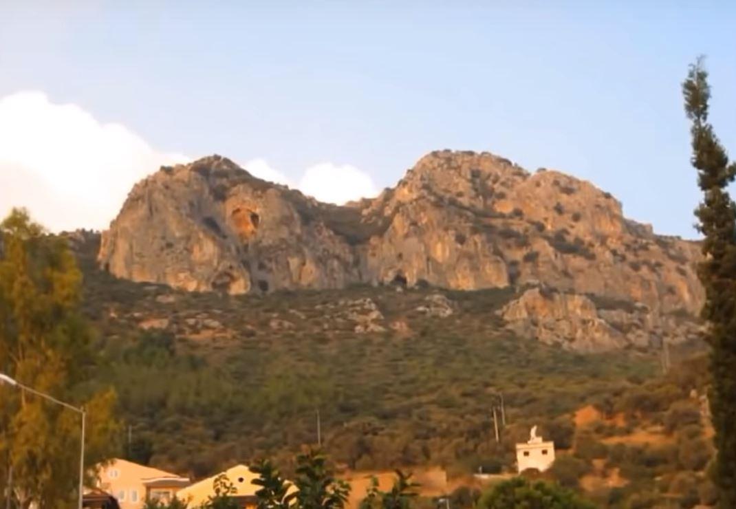 Antediluvian Hill