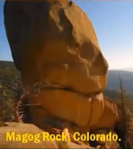 Magog Rock