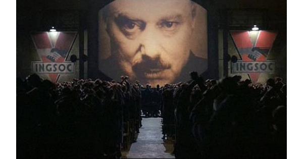 1984 new world order