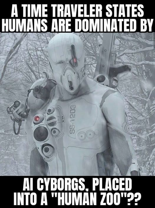 AI Cyborgs