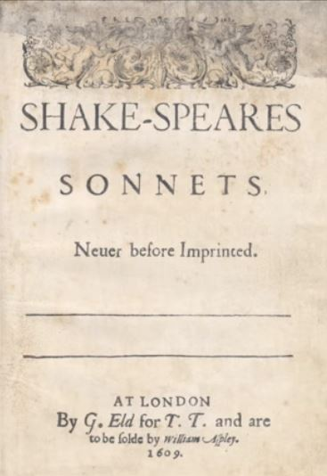 Encryption - Shake-Speares Sonnets